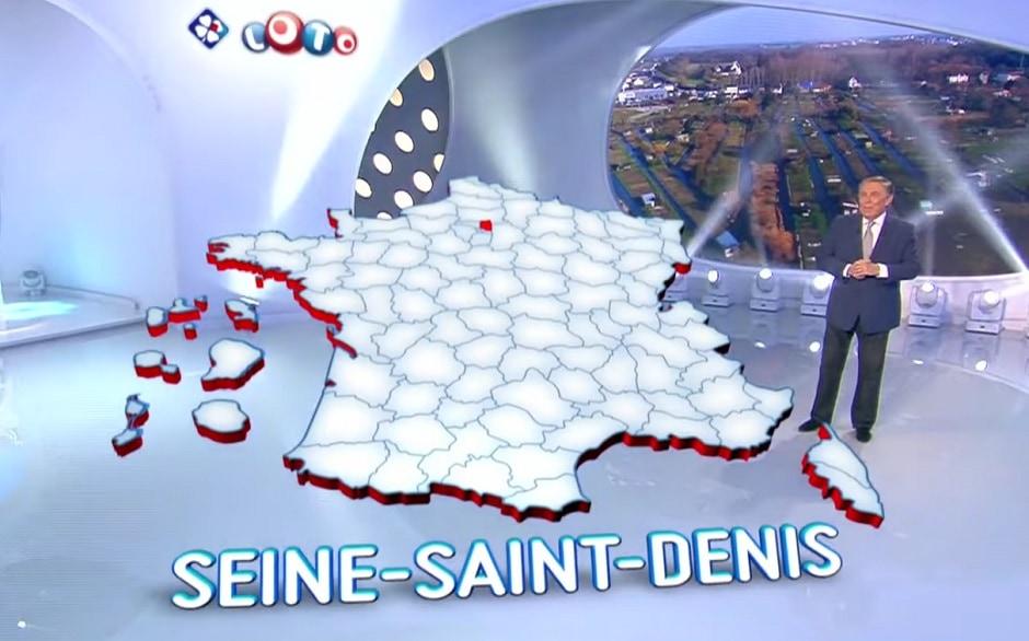 gagnant Loto en Seine-Saint-Denis à Pantin