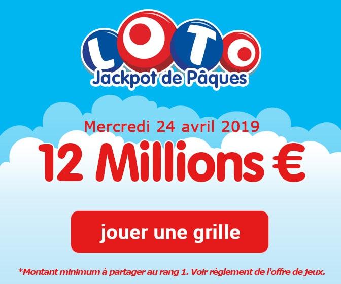 resultat loto du 21 mars 2019