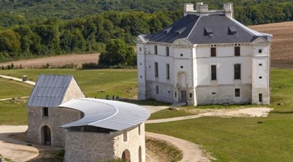 Château de Maulnes : Loto du Patrimoine