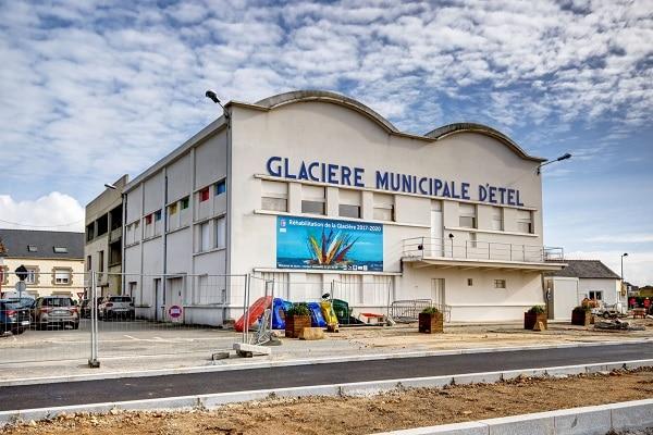 Glacière municipale d'Etel