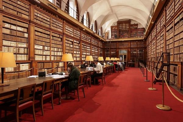 Bibliothèque Fesch d'Ajaccio