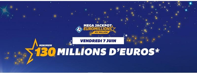 mega jackpot euromillions 7 juin 2019