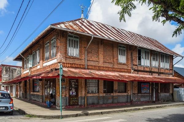 Relais de Barcarel à Saint Florent en Guyane