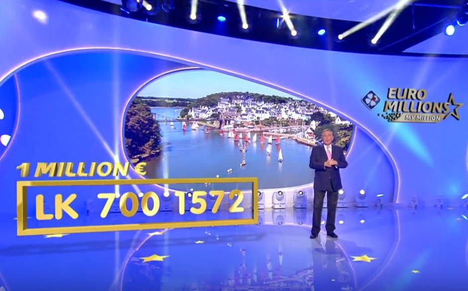 code gagnant My Million du 3 mai 2019 à Bron