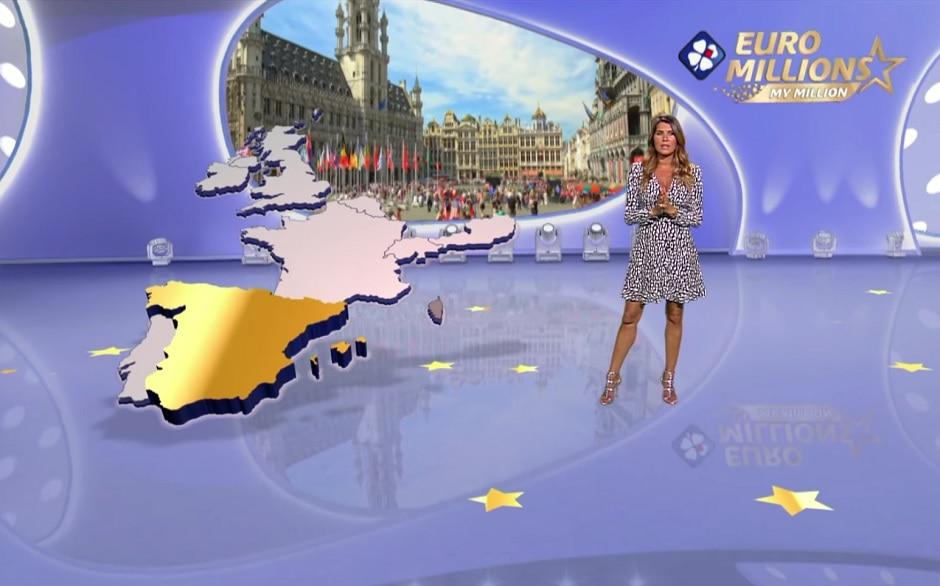gagnant Euromillions en espagne pour 107,6 millions d'euros