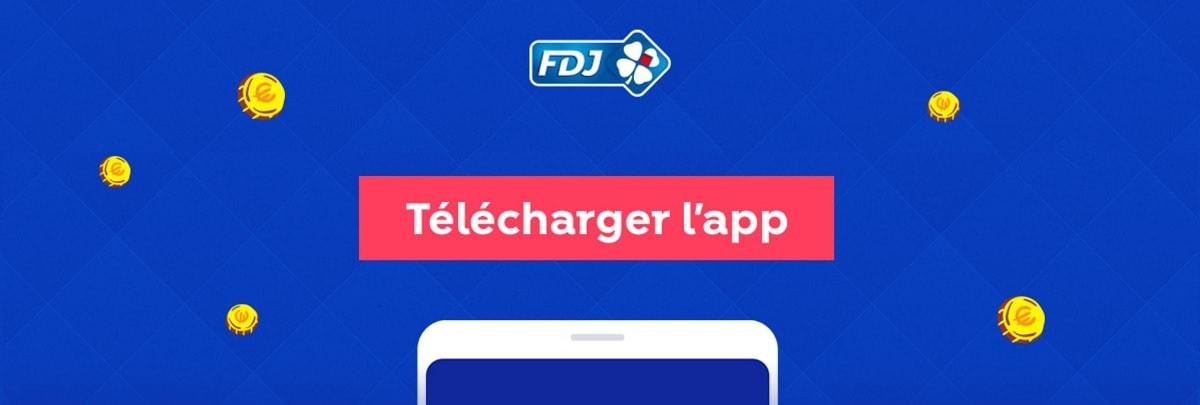 télécharger l'application fdj pour iPhone