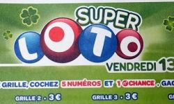 tirage super loto vendredi 13 septembre