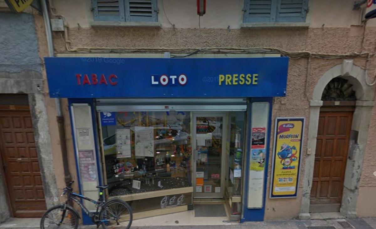 Tabac/Presse de Gandiol à Vizille
