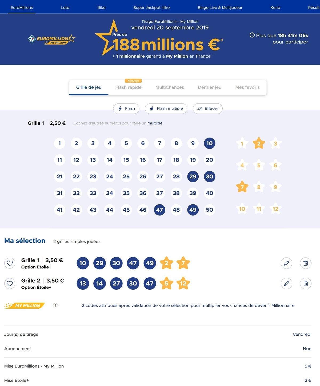 jouer a euromillions en ligne