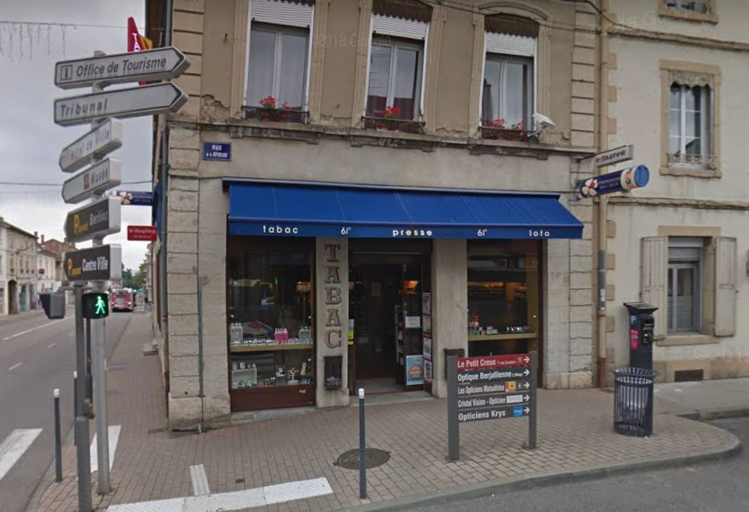 tabac presse Loto de Bourgoin Jallieu