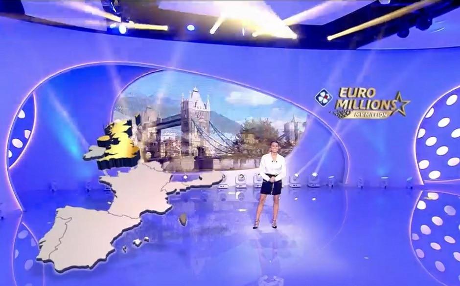 gagnant Euromillions au Royaume-Uni pour 190 millions d'euros