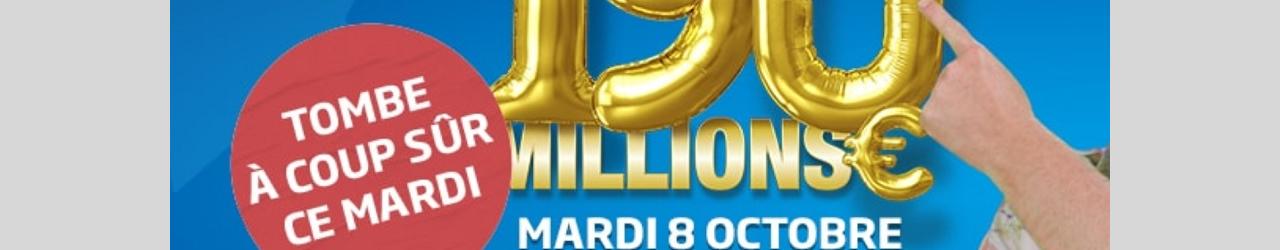 jackpot forcement remporte euromillions 8 octobre 2019