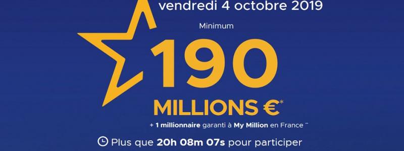 jouer euromillions vendredi 4 octobre 2019 1
