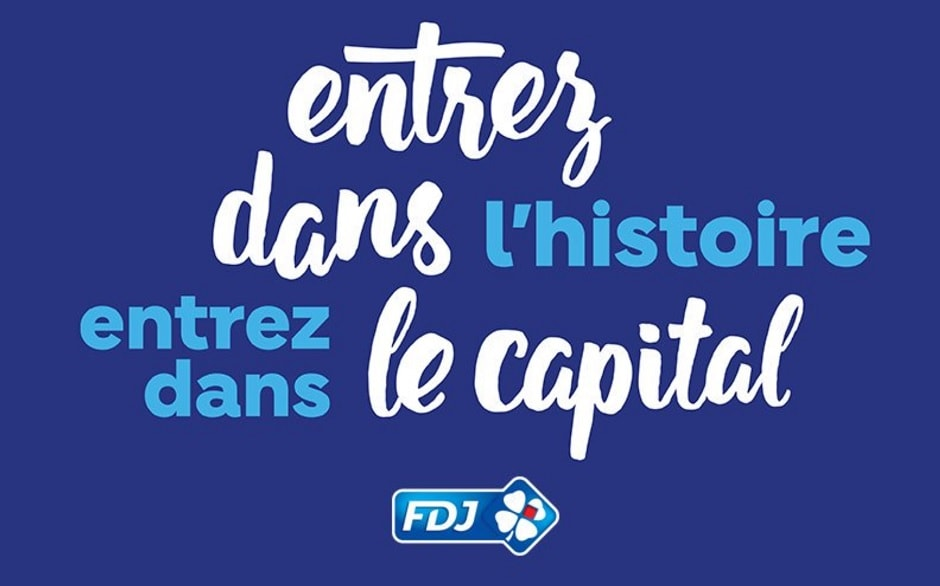 Privatisation FDJ : introduction en bourse le 7 novembre