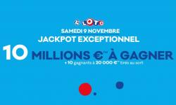 super jackpot 10 millions euros 9 novembre 2019