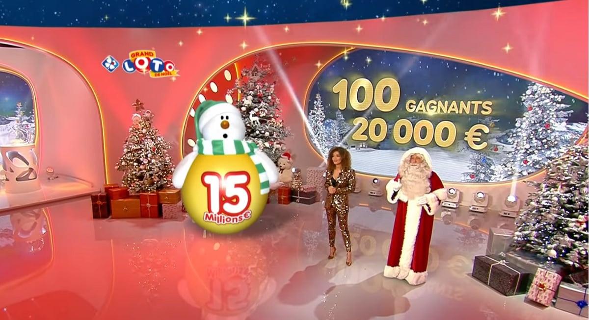 les codes gagnants Grand Loto de ce 24 décembre 2019