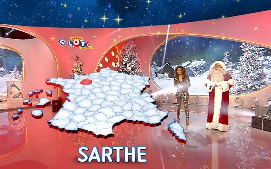 gagnant Grand Loto de Noël dans la Sarthe