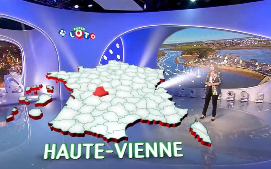 gagnant Super Loto dans laHaute-Vienne