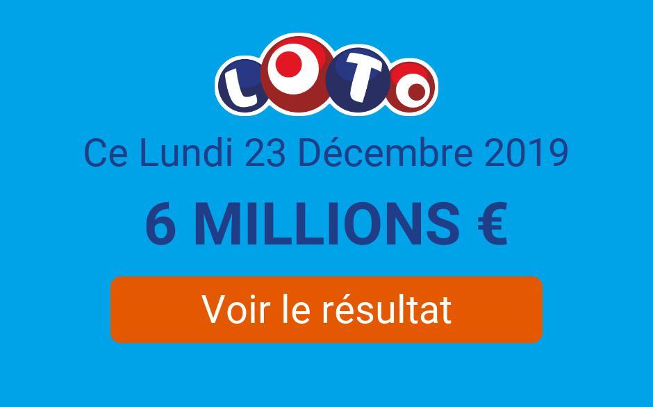 RГ©Sultat Lotto