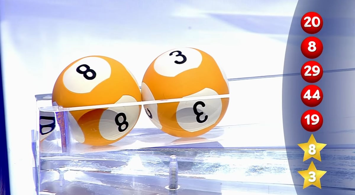 Combinaison gagnante Euromillions du vendredi 17 janvier 2020