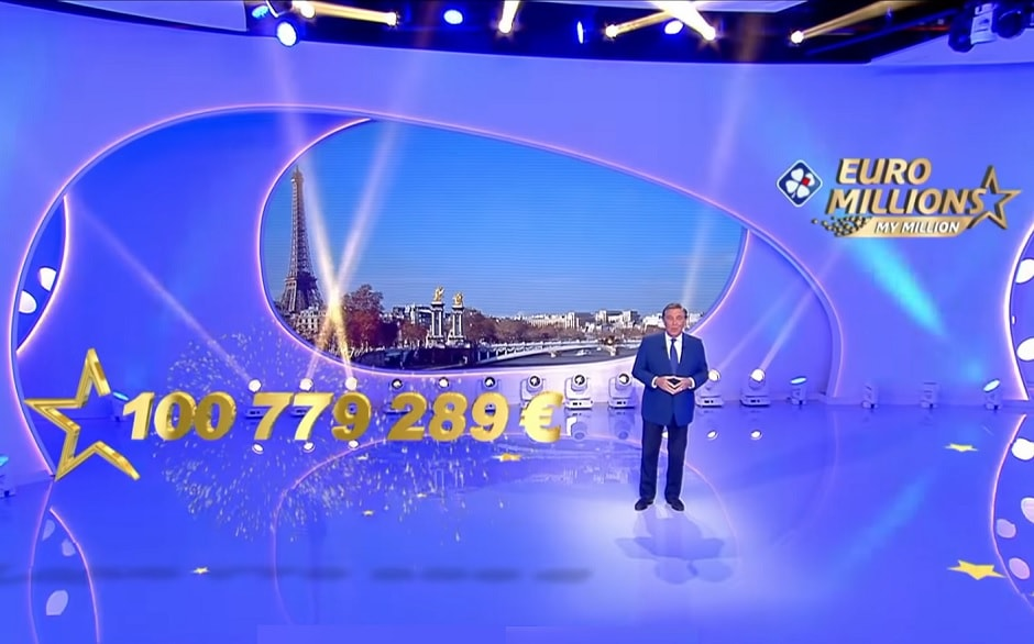 Jackpot Euromillions : un gagnant au portugal ce 17 janvier 2020
