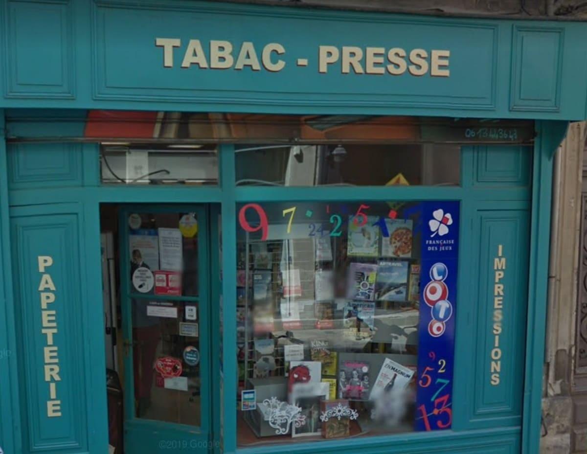 Tabac Presse à Bordeaux