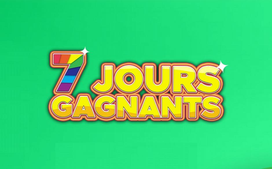 7 jours gagnants FDJ.fr : 30 mars au 5 avril 2020