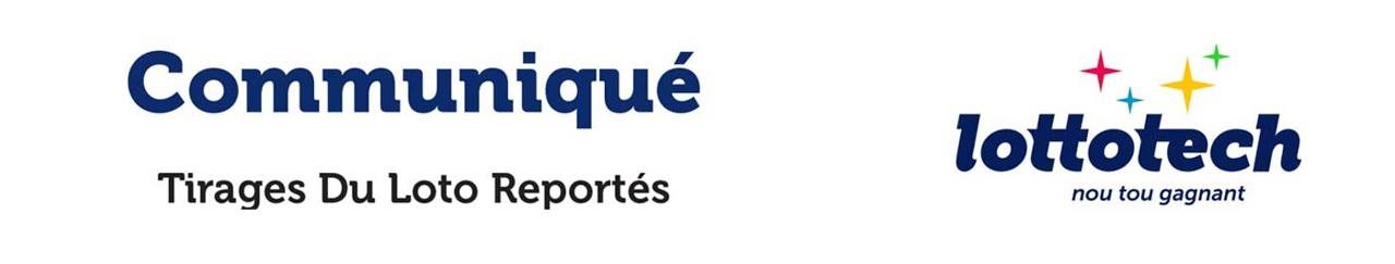 Communiqué : arrêt des ventes du Loto Maurice avec le coronavirus