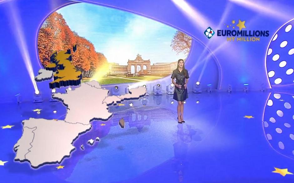 Gagnant EuroMillions dans le Royaume-Uni