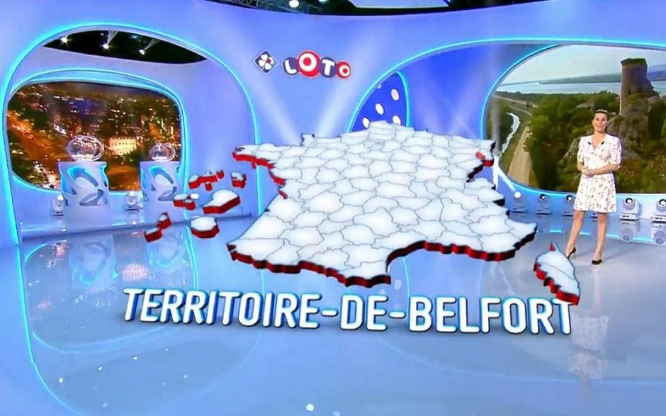 gagnant Loto dans le Territoire-de-Belfort pour 2 millions d'euros