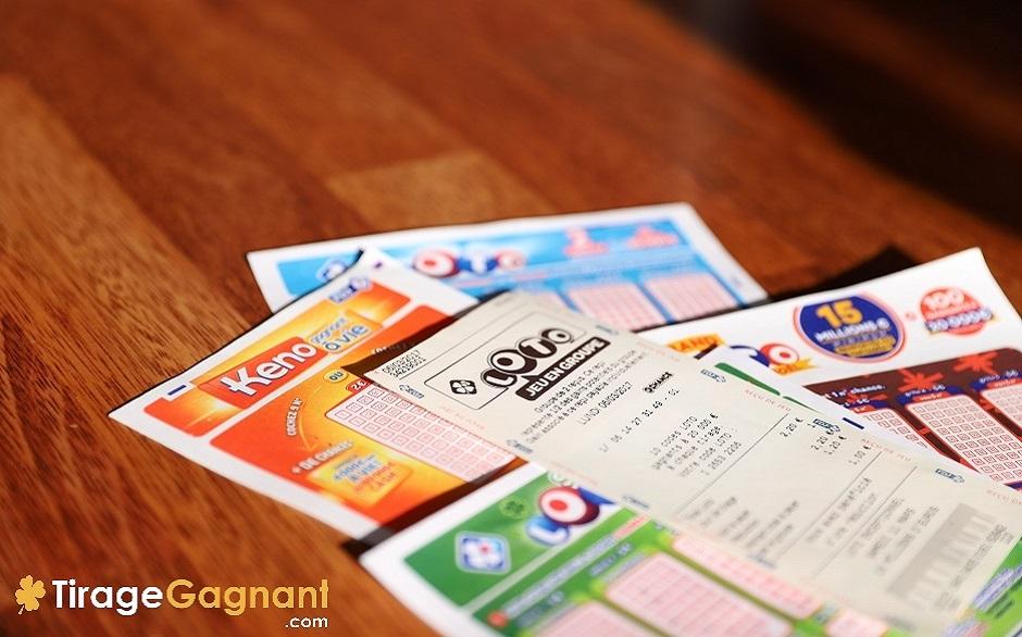 FDJ : jeu loterie
