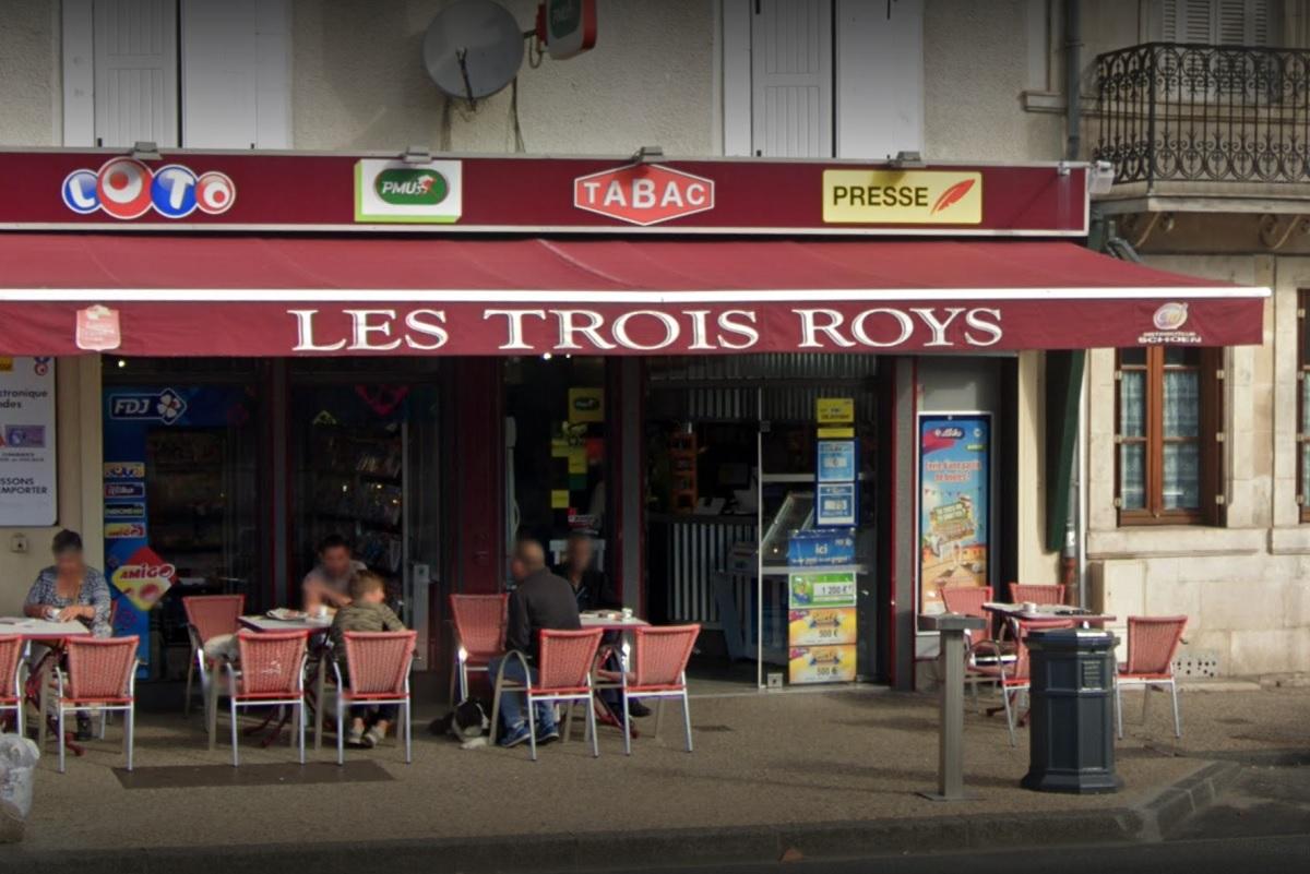 Point de vente des Trois Roys à Déols