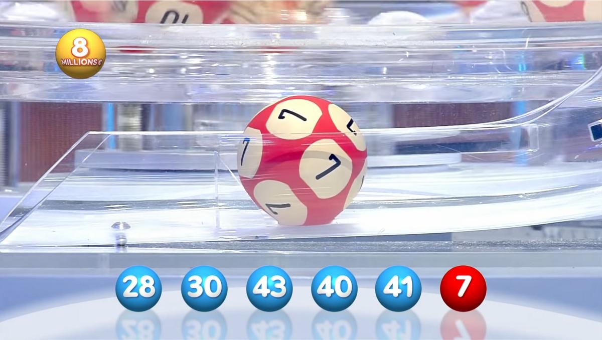 Combinaison gagnante Loto du mercredi 22 avril 2020