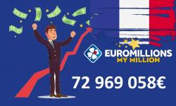 EuroMillions : un gagnant français remporte 72,9 millions d'euros, cadeau inespéré de déconfinement