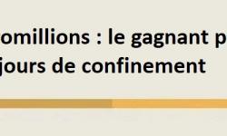 Euromillions : le gagnant breton de La Vicomté-sur-Rance a été payé après 50 jours de confinement