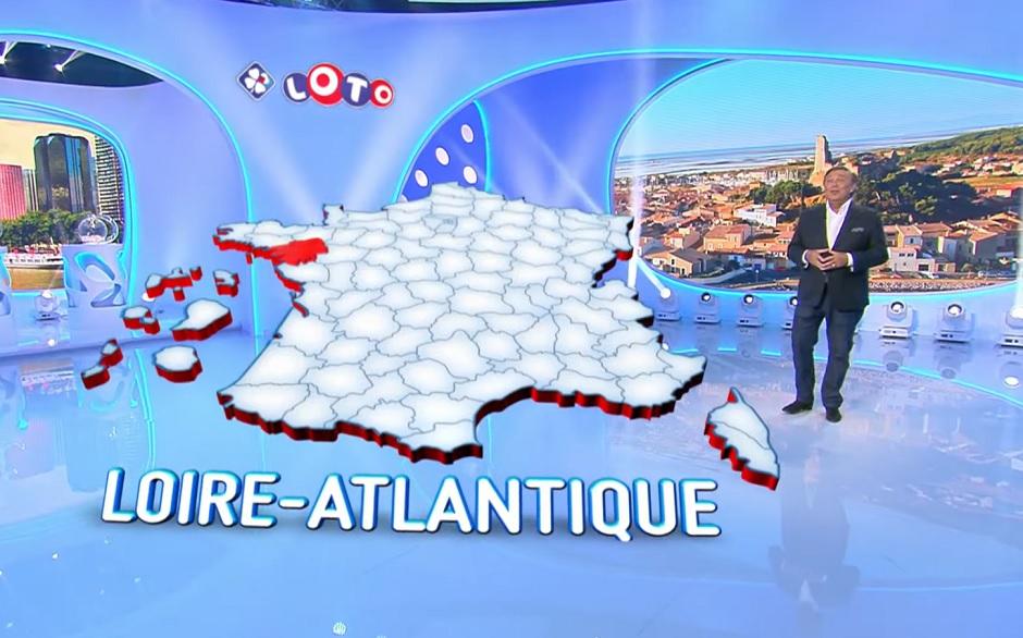 Gagnant Loto dans le département de Loire-Atlantique