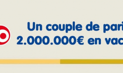 Loto FDJ : un couple de parisiens en vacances à La Baule remporte 2 millions d'euros en plein été