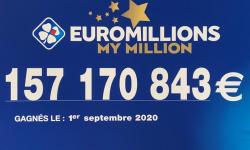 EuroMillions : un couple de joueurs alsaciens de Sélestat a récupéré son gain de 157 millions d'euros
