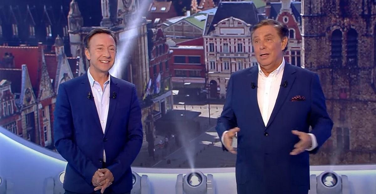 Jean Pierre Foucault et Stéphane Bern sur RTL