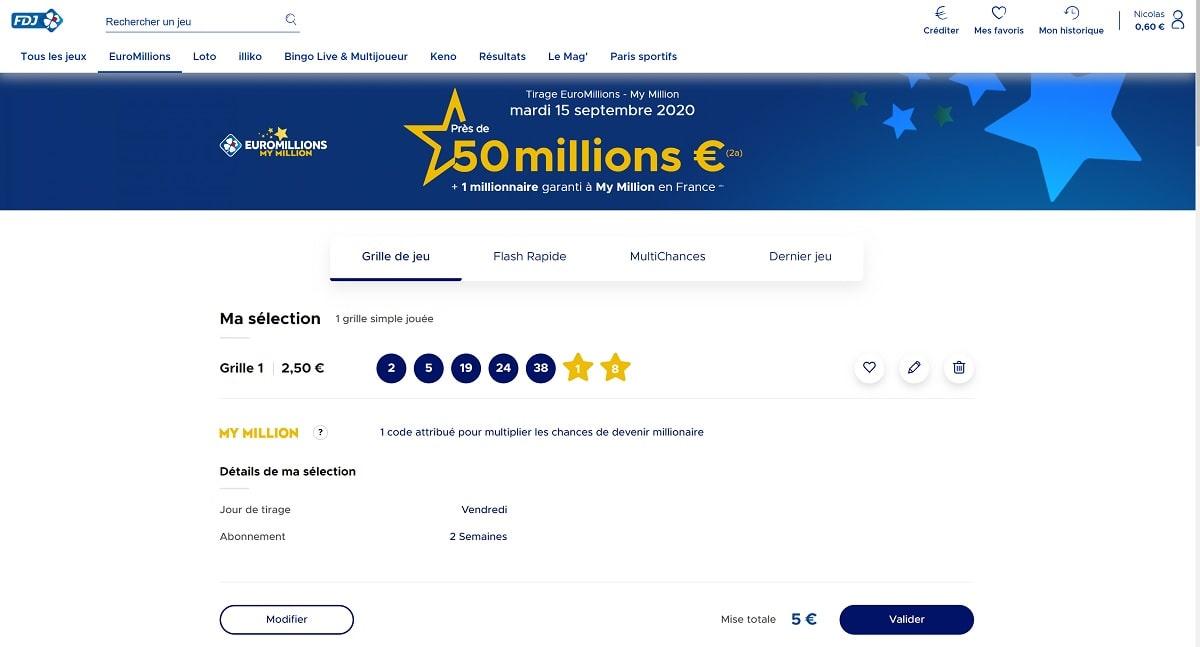 Un couple d'Alsaciens remporte le jackpot de 157 millions d'euros de l'EuroMillions