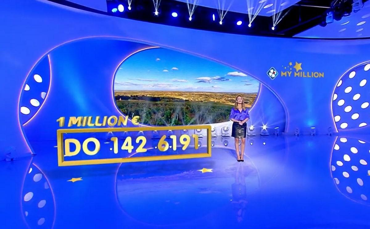 Code Gagnant My Million du 2 octobre 2020