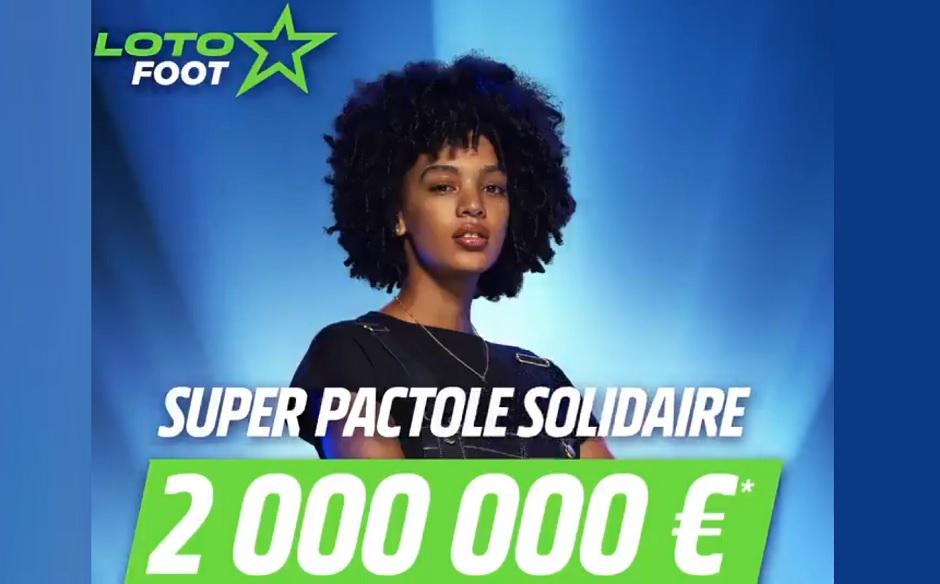 Loto Foot : un super pactole solidaire de 2 millions d'euros