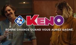 Keno FDJ : relancement de l'offre en 2020 avec une publicité, un nouveau logo et une grille revisitée