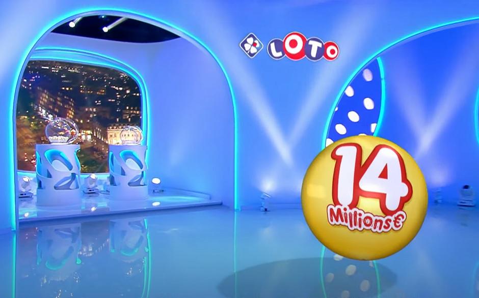 Jackpot Loto de 14 millions d'euros du samedi 14 novembre 2020