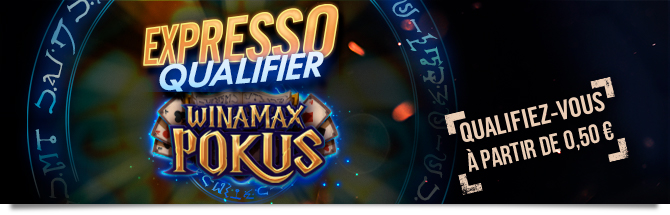 expresso qualifier winamax pokus